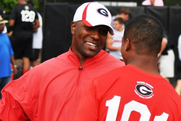 Georgia's Bryan McClendon Named 247Sports' Class of 2014 Recruiter of the Year