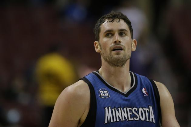 Kevin Love Injury: Updates on Timberwolves Star's Neck and Return