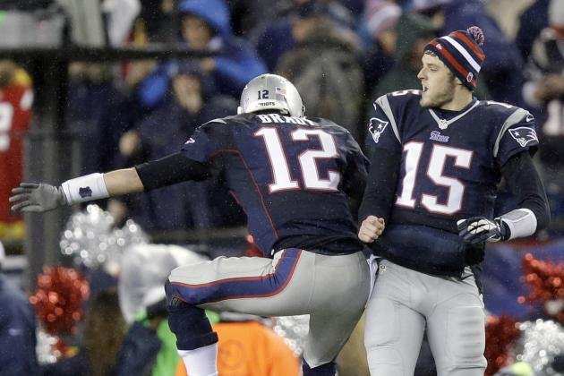Patriots Offseason Questions: Is Ryan Mallett Tom Brady's Backup or Trade Bait?