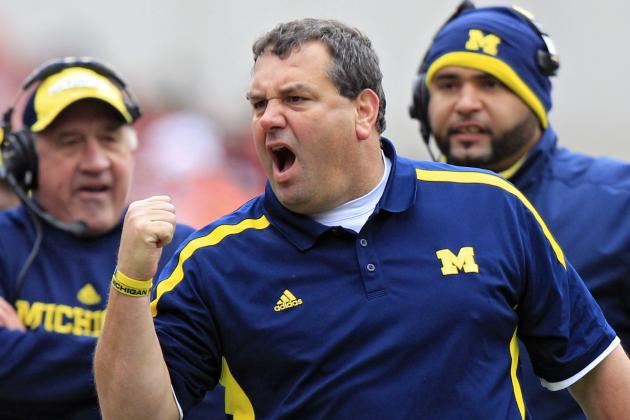 Michigan Football: Brady Hoke's 2014 Class Will Get Him 1st Big Ten Title