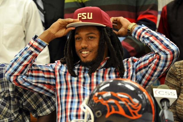 Florida State Football: Why Noles Signed Best Group of WRs in Class of 2014