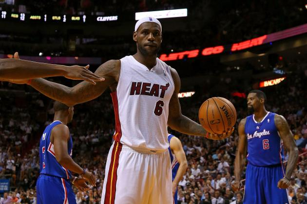 Miami Heat vs. Los Angeles Clippers: Live Analysis