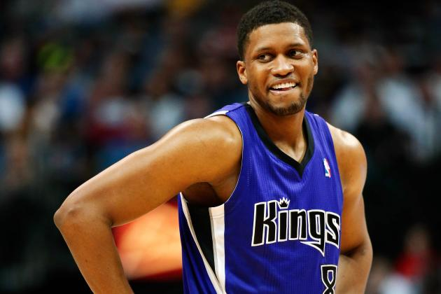 Would Rudy Gay Really Turn Down Huge Payday, Leave Sacramento Kings?