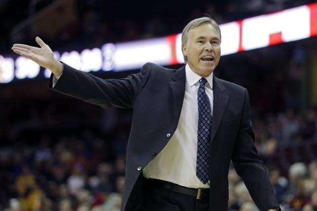Mike D'Antoni's Next Step Should Be Starring as a College Head Coach