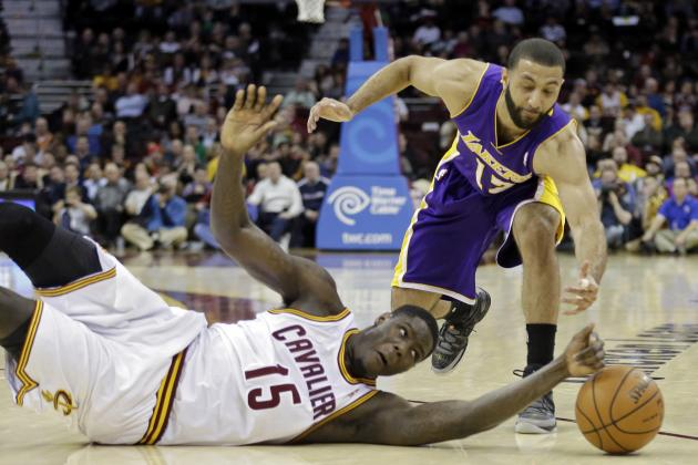 Los Angeles Lakers vs. Cleveland Cavaliers: Game Grades and Analysis for Lakers