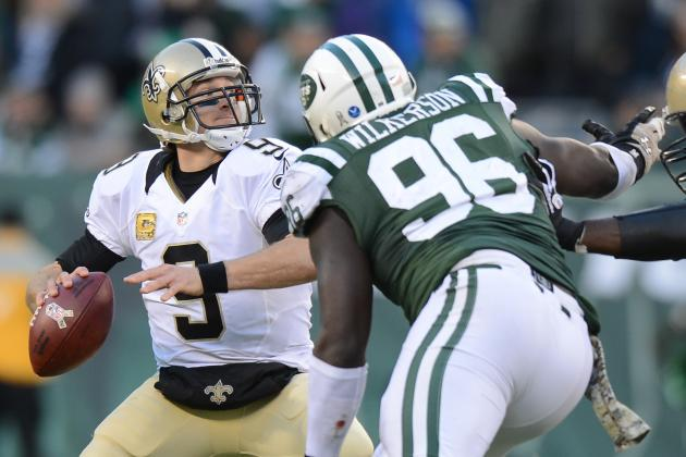 Jets May Hold off on an Extension with DE Muhammad Wilkerson