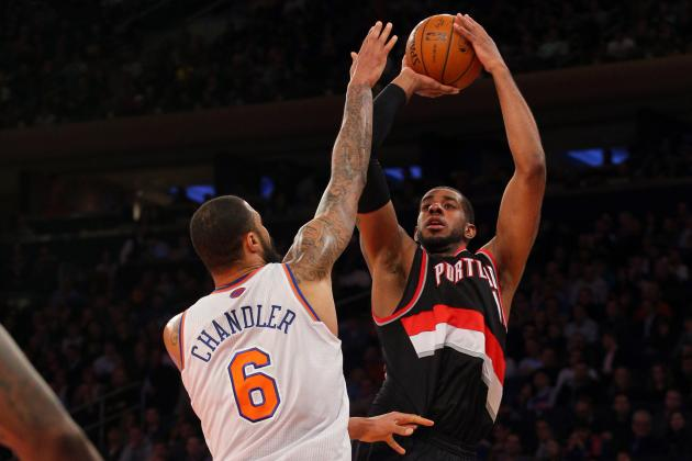 Portland Trail Blazers vs. New York Knicks: Live Score and Analysis