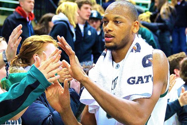 The Adreian Payne Story: How Michigan State Star Became the Ultimate Role Model