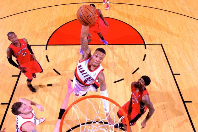 Damian Lillard Reportedly Will Compete in 2014 NBA Slam Dunk Contest