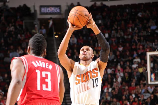 Phoenix Suns Fall at Houston Rockets Despite Hitting Triple Digits
