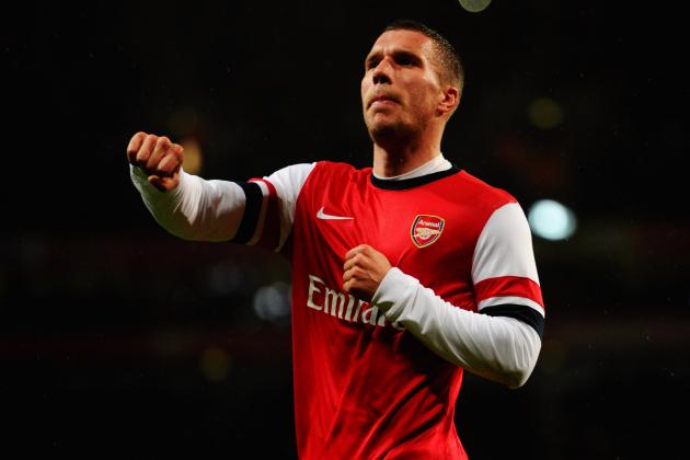 Why Lukas Podolski Is Arsenal's Answer to the Transfer Window