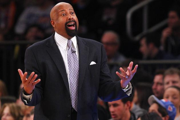 Woodson, Knicks Feeling Heat After Third Straight Loss