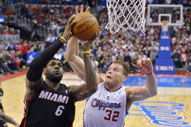 Heat vs. Clippers: Score, Grades and Analysis
