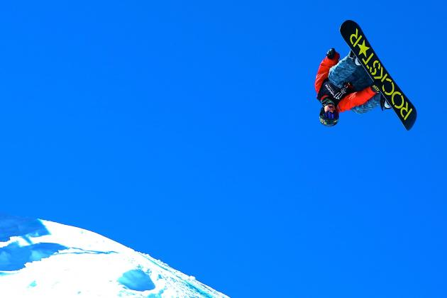 Olympic Snowboard Slopestyle 2014 Qualifying: Men's and Women's Live Results