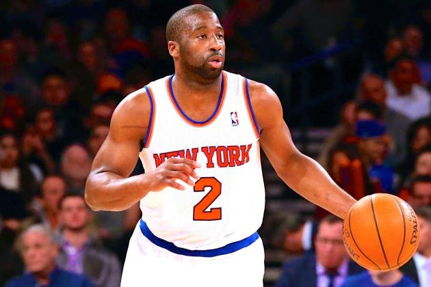 Knicks Bench Raymond Felton, but That Won't Solve Their Point Guard Issues
