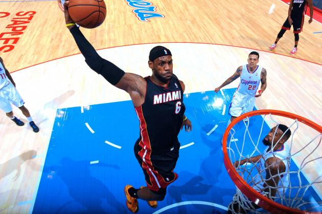 Heat vs. Clippers: Live Score, Highlights and Reaction