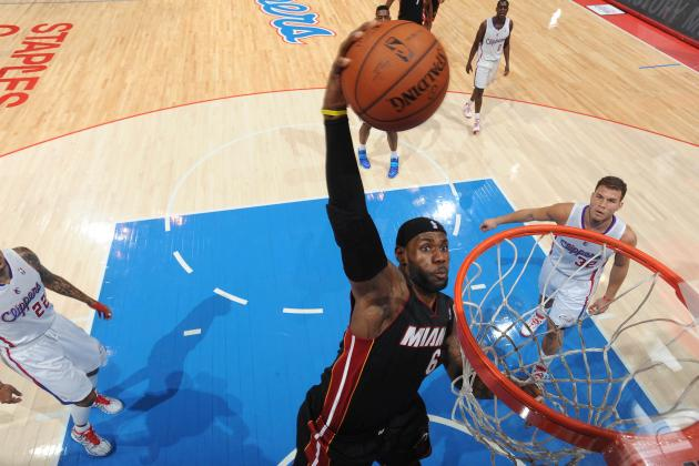 Miami Heat vs. Los Angeles Clippers: Game Grades and Analysis