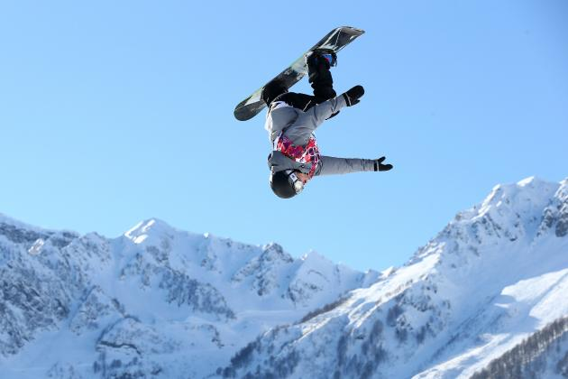 Men's Snowboarding Slopestyle Olympics 2014: Full Qualifier Results and Scores