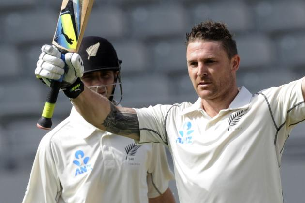 New Zealand vs. India, 1st Test: Day 1 Video Highlights, Scorecard and Report
