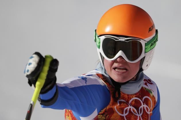 Women's Olympic Downhill Ski Training Run Delayed After Jump Ruled Too Dangerous