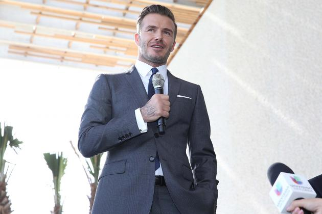 Daily Talking Point Debate: Who Should David Beckham Target for Miami Franchise?