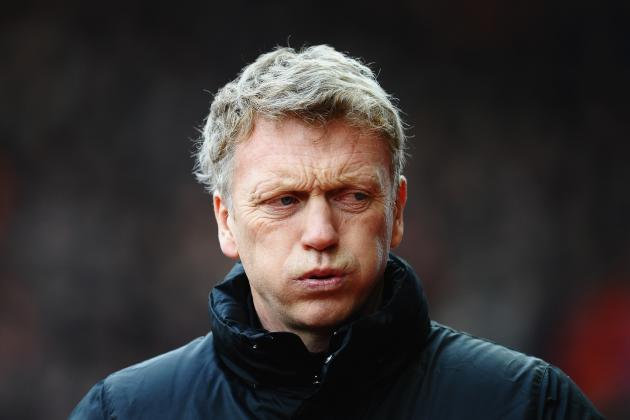 No Room for Excuses for David Moyes If Manchester United Fail to Beat Fulham