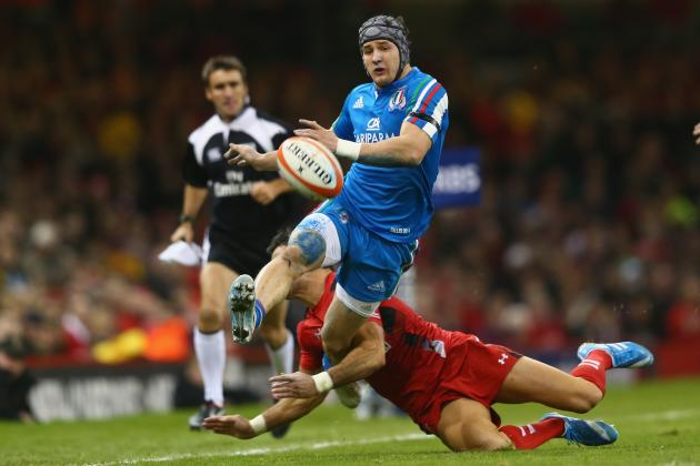 Six Nations Championship 2014: Updated List of Tournament's Top Try Scorers
