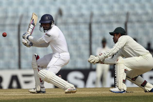 Bangladesh vs. Sri Lanka, 2nd Test, Day 3: Video Highlights, Scorecard & Report