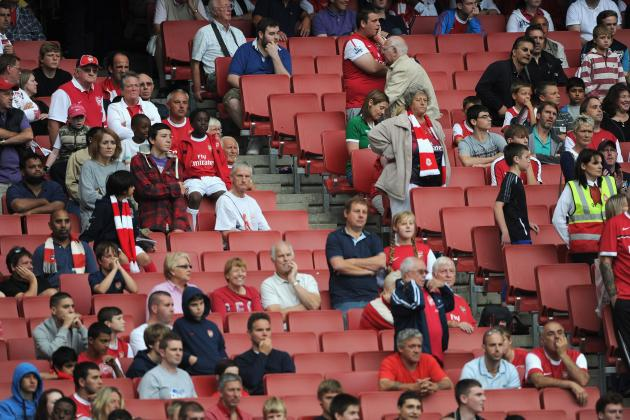 Arsenal Anger Liverpool Fans After Reducing FA Cup Tickets Allocation for Safety