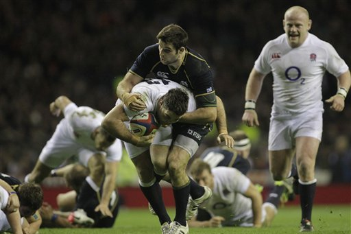 Scotland vs. England: Date, Time, Live Stream and TV Info for Six Nations 2014