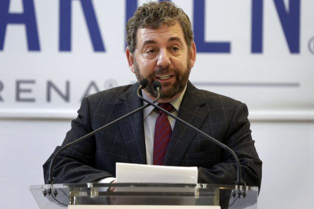 A Successful NY Knicks GM Will Stand Up to James Dolan