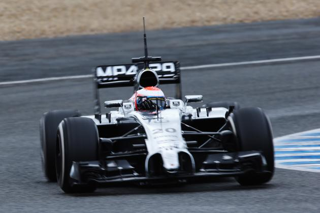 Breaking Down McLaren's Performance at 2014 Jerez Preseason Test