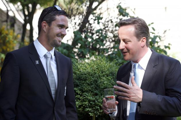 Kevin Pietersen Gets Support from Prime Minister David Cameron After England Axe