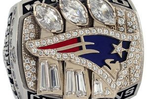Spygate Videographer's SB Ring Hits Auction