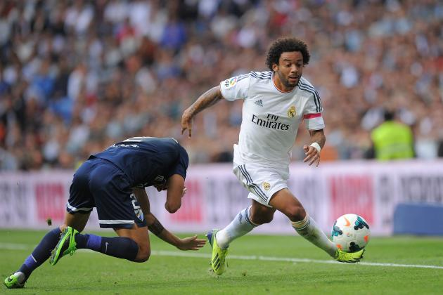 Alleged Racial Abuse of Real Madrid Star Marcelo Is Cause for Concern in La Liga