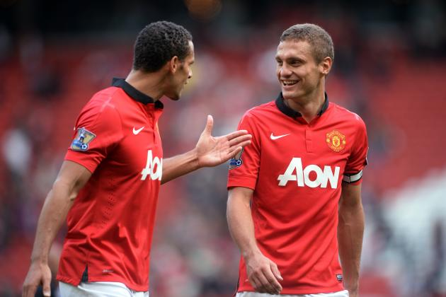 Manchester United Transfer News: Red Devils Must Keep Nemanja Vidic