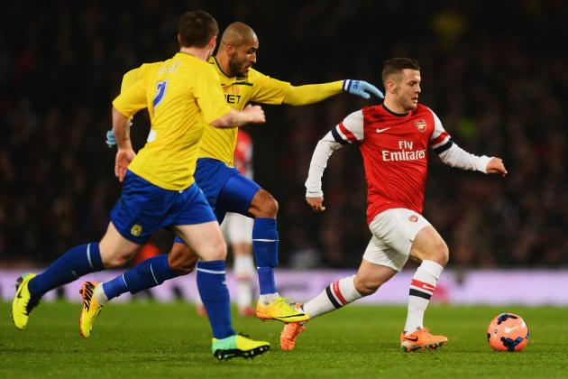 Premier League Injury News, Fantasy Impact: Wilshere Set for Arsenal Return