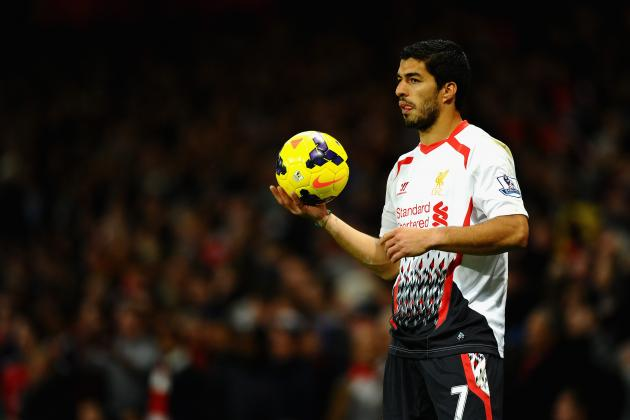 Why Arsene Wenger Is Right to Move on from Luis Suarez Transfer Bid