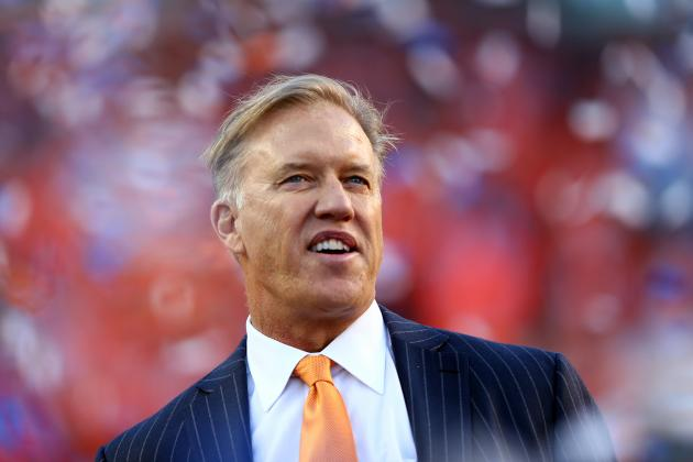 Pressure Is on John Elway to Build a Super Bowl-Winning Team