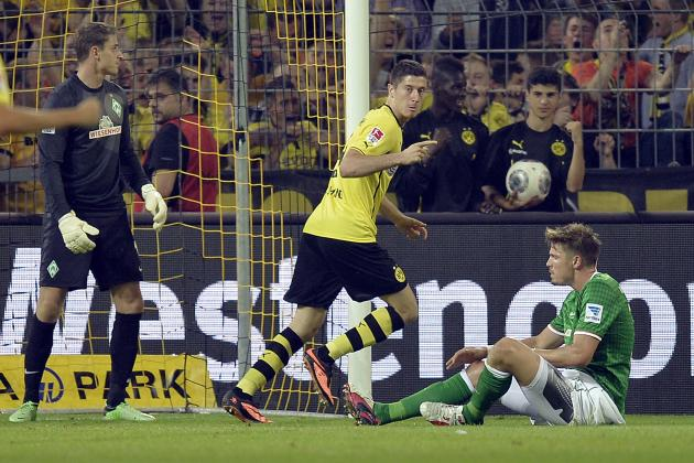 Tactical Battles That Will Shape Werder Bremen's Clash with Borussia Dortmund