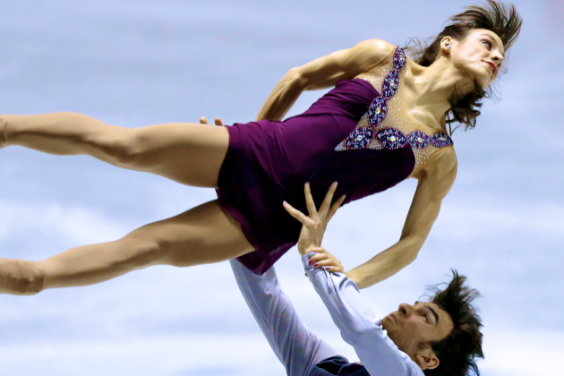 Olympic Figure Skating 2014: Day 1 Live Results for Team Trophy Competition