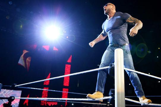Batista's Lack of Traditional Royal Rumble Winner Push Is Baffling