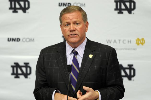 Notre Dame Football: New Class Ensures Irish Can Be Playoff Contenders