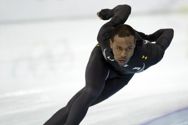 US Speedskating Team to Don High-Tech Under Armour Suits for Winter Olympics