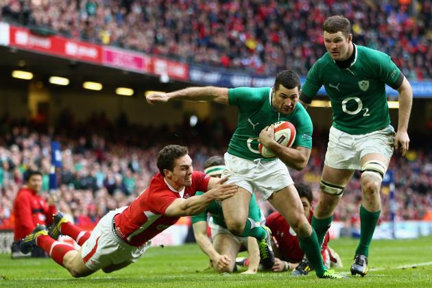 Ireland vs. Wales: Date, Time, Live Stream and TV Info for Six Nations 2014