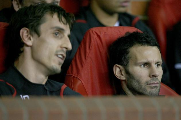 Ryan Giggs, Gary Neville in Talks to Take over Non-League Salford City FC