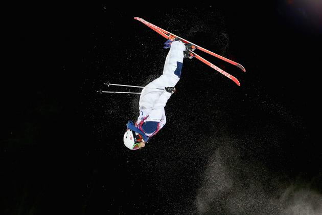 Olympic Freestyle Skiing 2014: TV Schedule and Top Stars to Watch in Sochi
