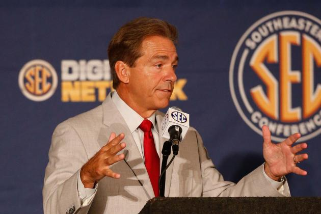 SEC Expands Dates, Announces Schedule for 2014 SEC Football Media Days