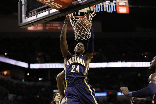 NBA Slam Dunk Contest 2014: Top Players Who Deserve to Participate