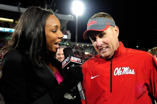 Ole Miss' Freeze Happy with Haul